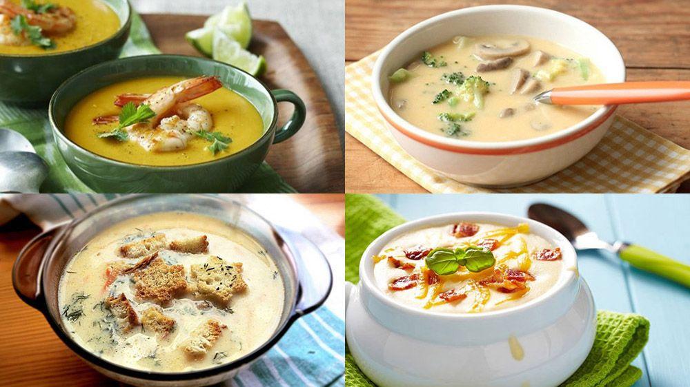 Приготовить быстрый вкусный суп