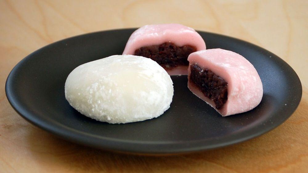 Рисовые пирожные корейские рецепты 94